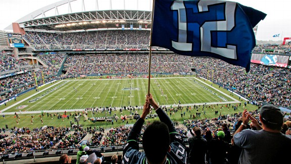 Seattle Stadium