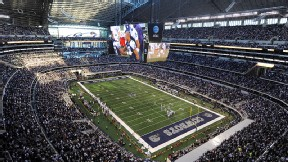 The first College Football Playoff championship game will be held in January 2015 at AT&T Stadium in Arlington, Texas. Where will it go from there?