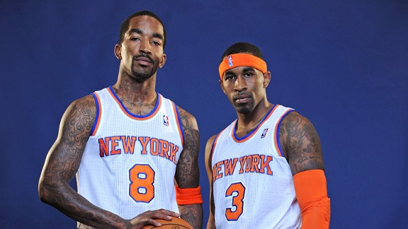 J.R. Smith and Chris Smith