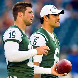 sanchez and tebow relationship