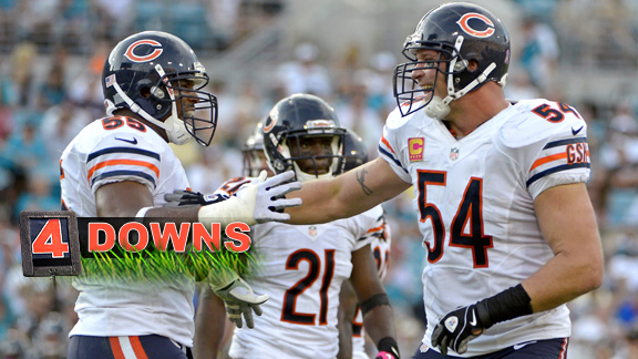 Lance Briggs, Brian Urlacher
