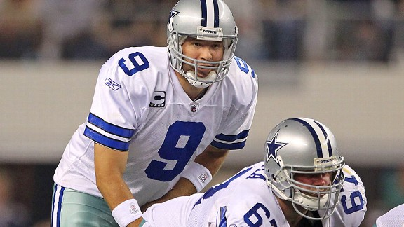 Tony Romo, Phil Costa