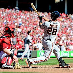 San Francisco's Buster Posey