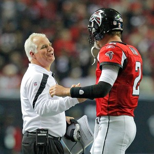 Mike Smith, Matt Ryan