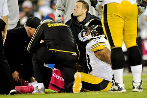 Pittsburgh's Maurkice Pouncey