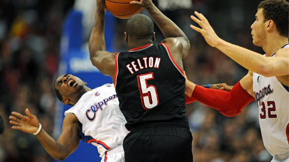 Chris Paul, Raymond Felton