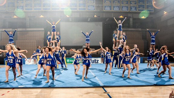 Delaware spirit squad