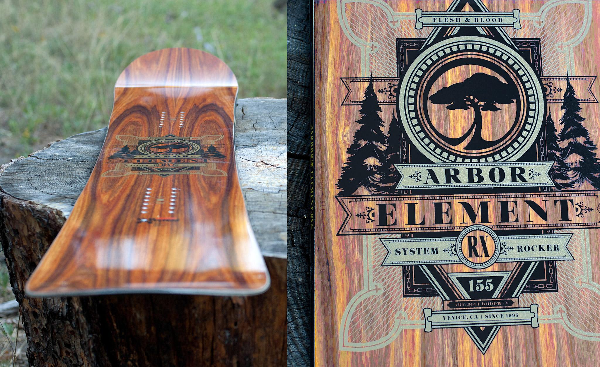 Arbor: Element RX