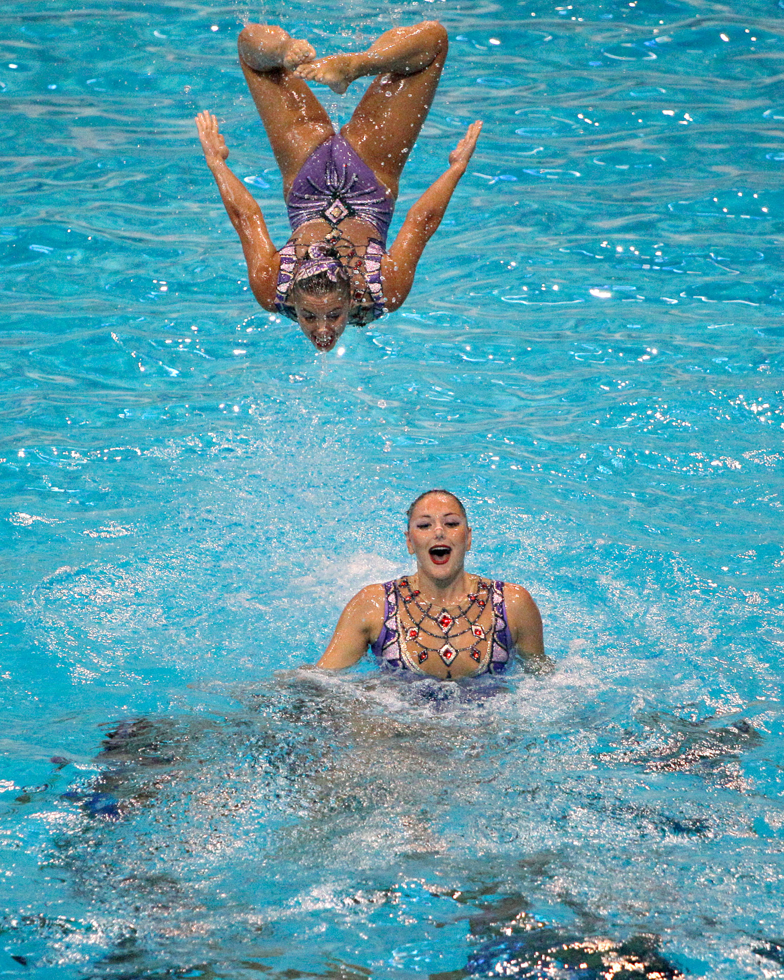 Synchronized Swimming Championships