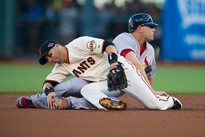 Marco Scutaro, Matt Holliday