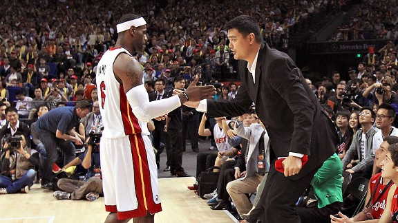 Displaying (20) Gallery Images For Yao Ming Shoe Size