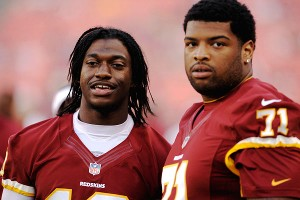 Robert Griffin & Trent Williams