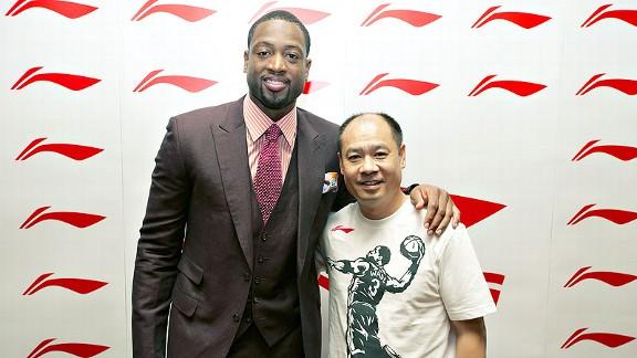 Wade/Li Ning