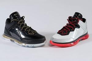 Wade & Li Ning Shoes