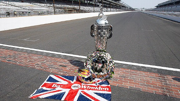 Wheldon trophy