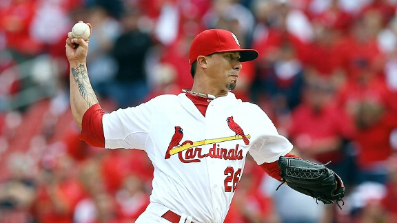 Kyle Lohse running out of time to find a team