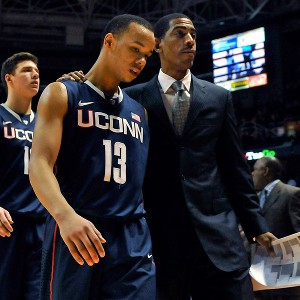 Kevin Ollie, Shabazz Napier