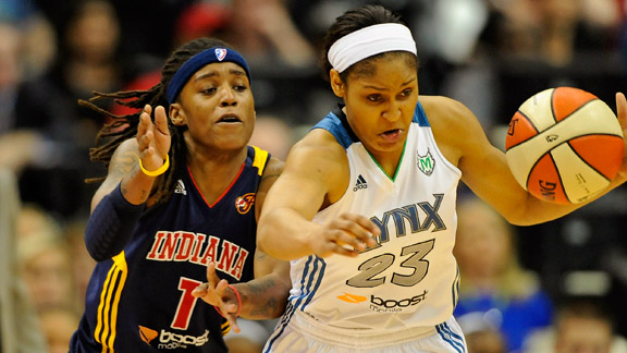Shavonte Zellous, Maya Moore