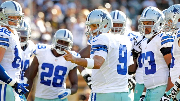The Dallas Cowboys' chance to prove it