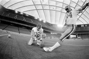Joe Montana, Ray Wersching