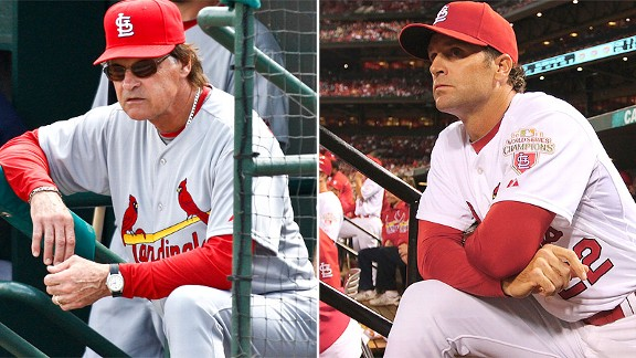 Tony La Russa/Matt Methany