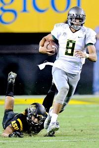 Oregon's Marcus Mariota