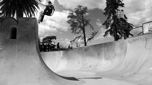 Moorpark, Calif. Skatepark