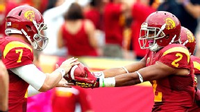 Matt Barkley, Robert Woods