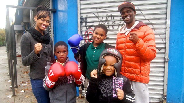 Brownsville boxing