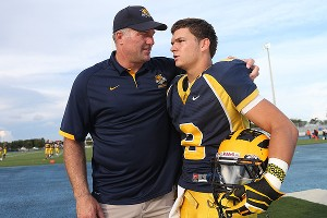 Scott Mersereau and son Dylan