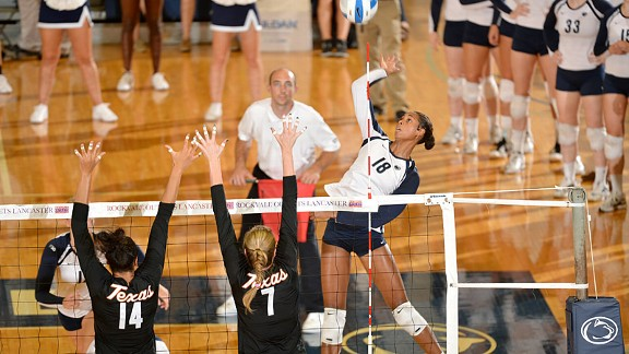 Junior Deja McClendon is key to Penn State's success this season.