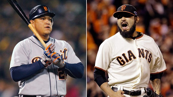 Cabrera/Romo