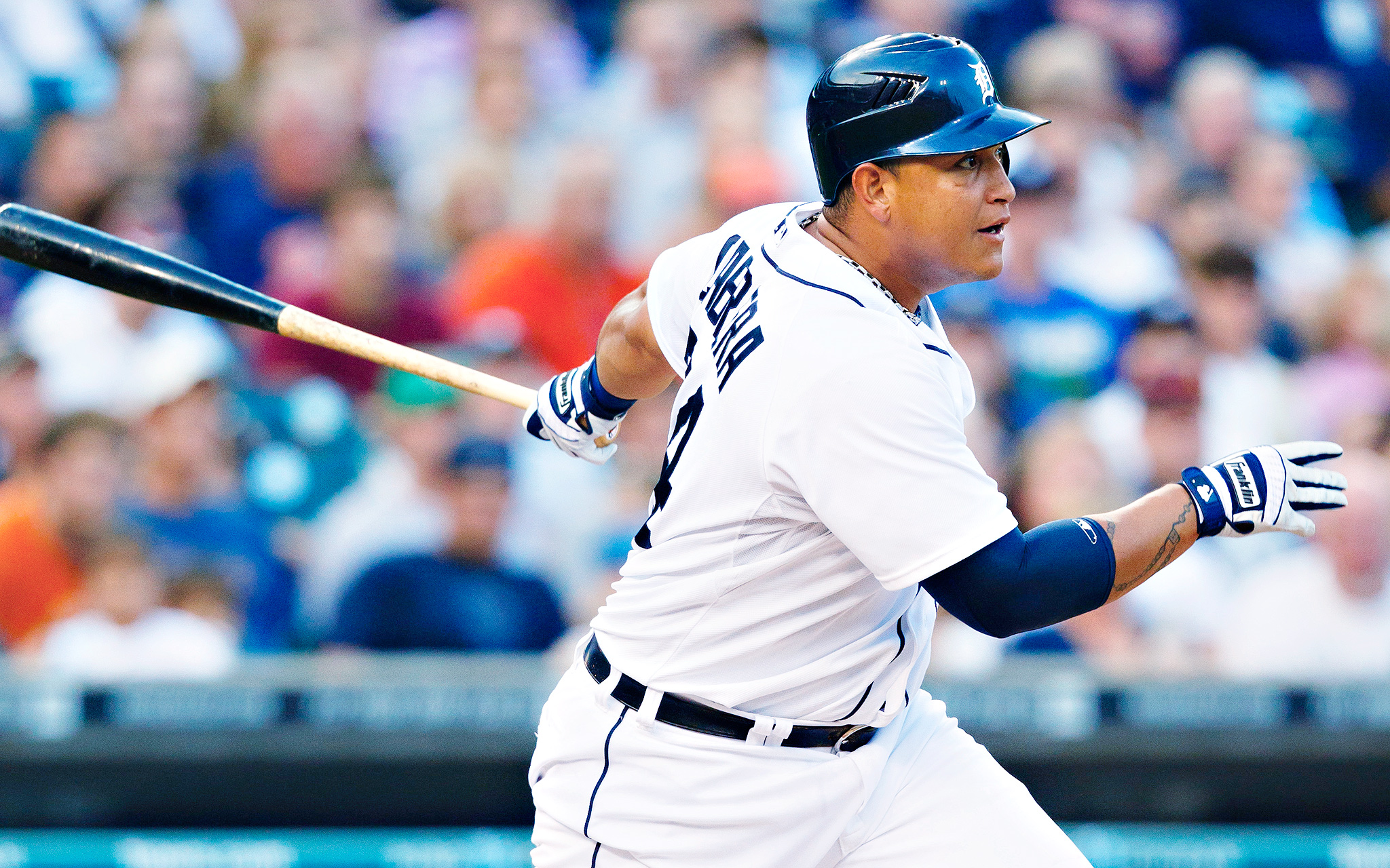 Best Overall Hitter: Miguel Cabrera