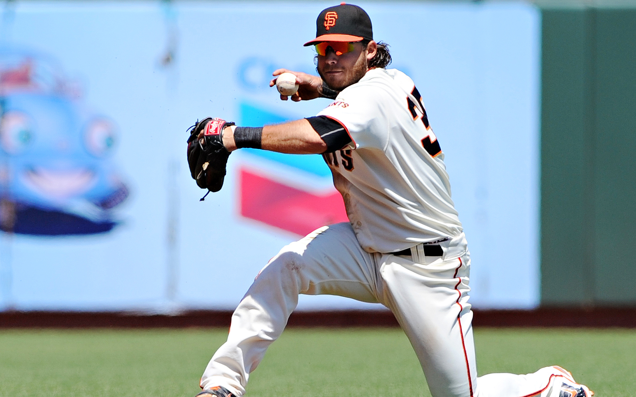 Best Defender (infielder): Brandon Crawford