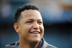 Miguel Cabrera was one of the few consistent forces in Detroit.