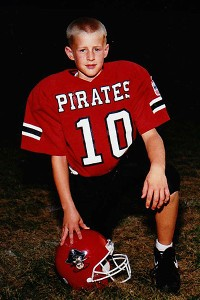 When J.J. Watt was a boy, his father, John Watt, challenged him to act like somebody today.
