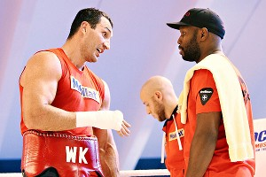 Klitschko/Banks