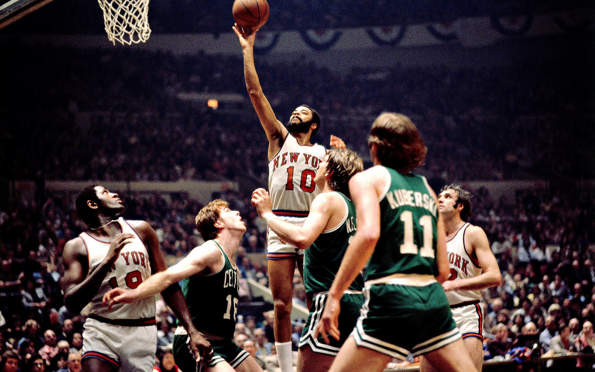1. Walt Frazier - The 25 Greatest Knicks - ESPN