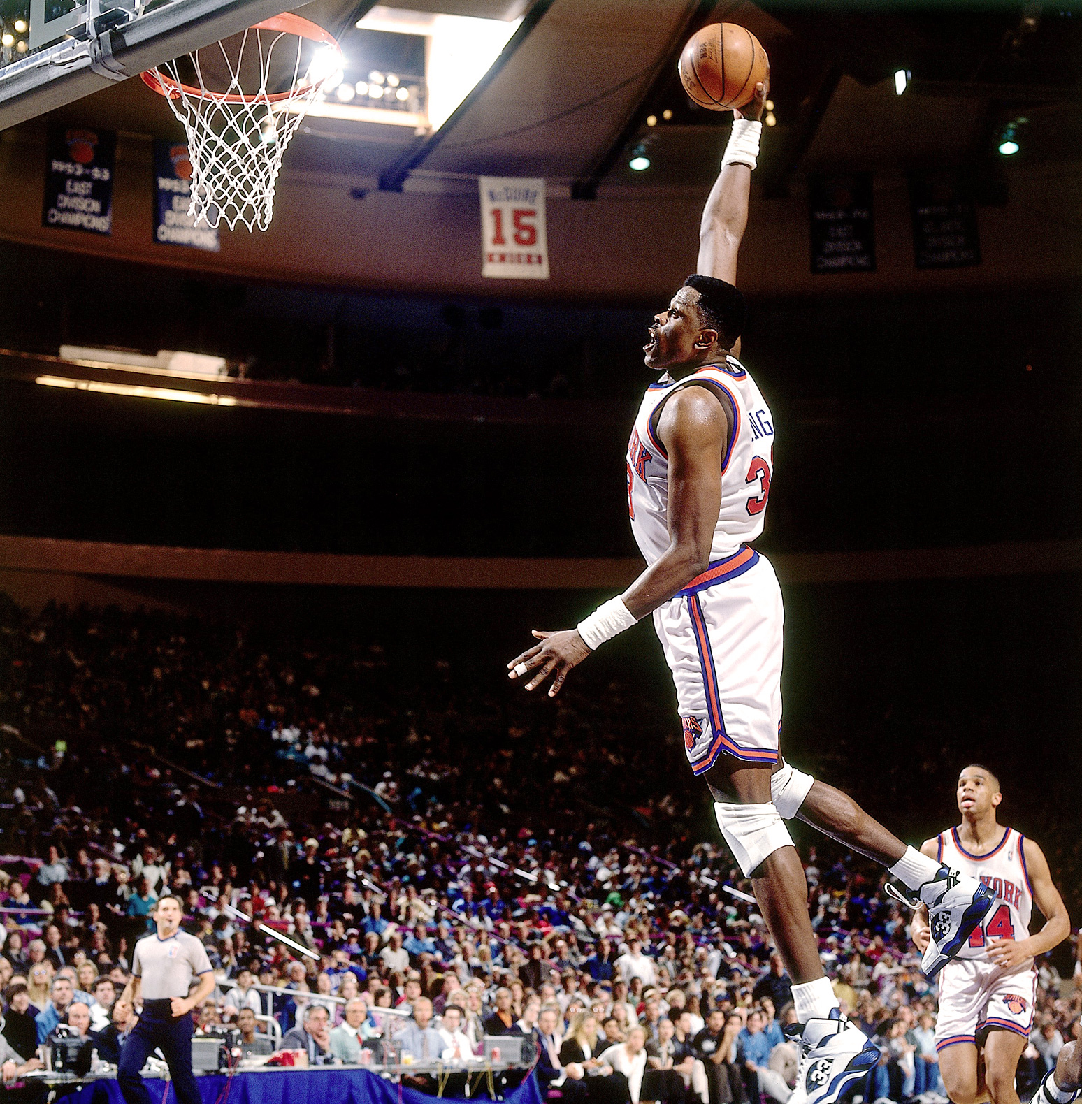 2 Patrick Ewing The 25 Greatest Knicks Espn