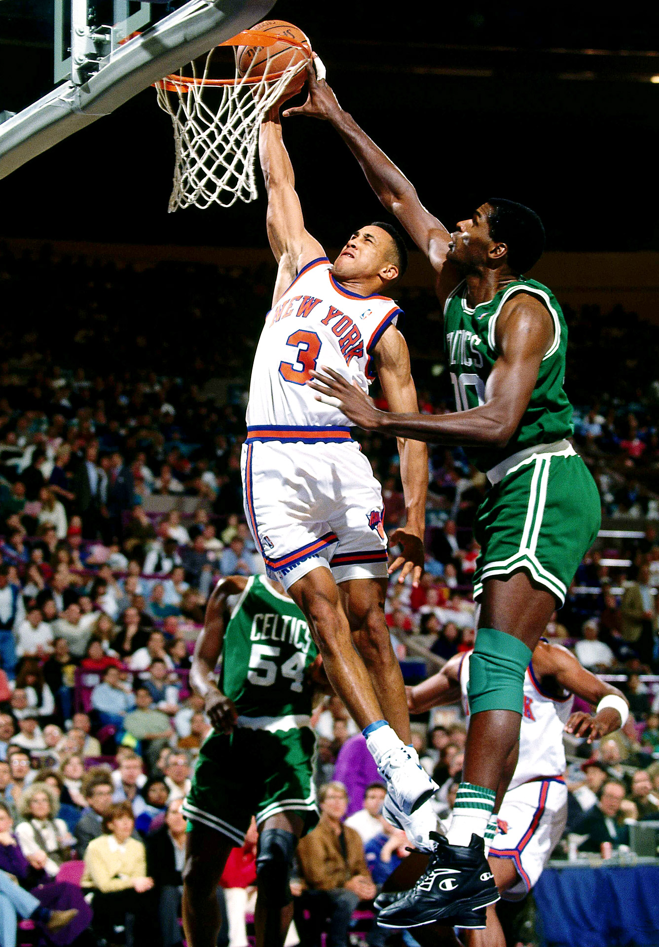12. John Starks - The 25 Greatest Knicks - ESPN