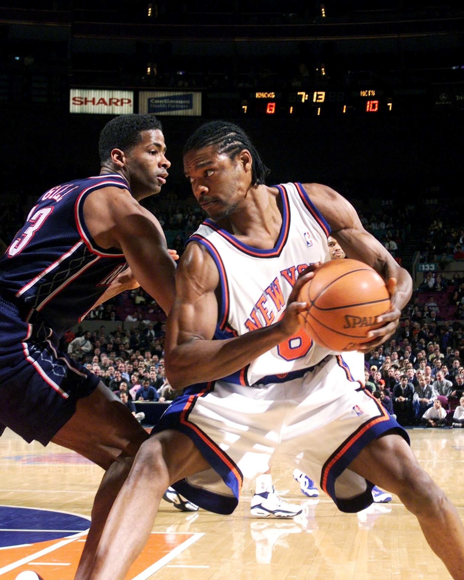 14 Latrell Sprewell The 25 Greatest Knicks ESPN