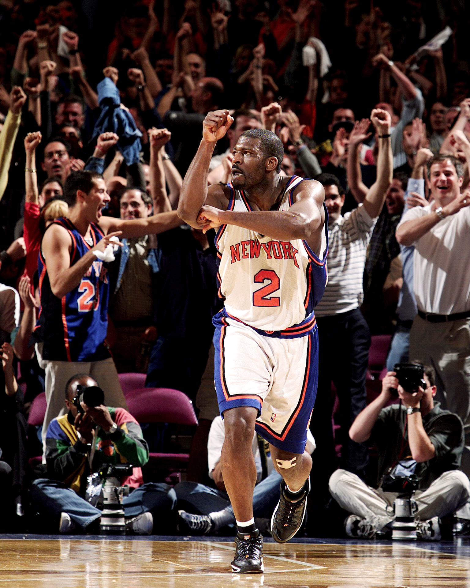 18. Larry Johnson - The 25 Greatest Knicks - ESPN
