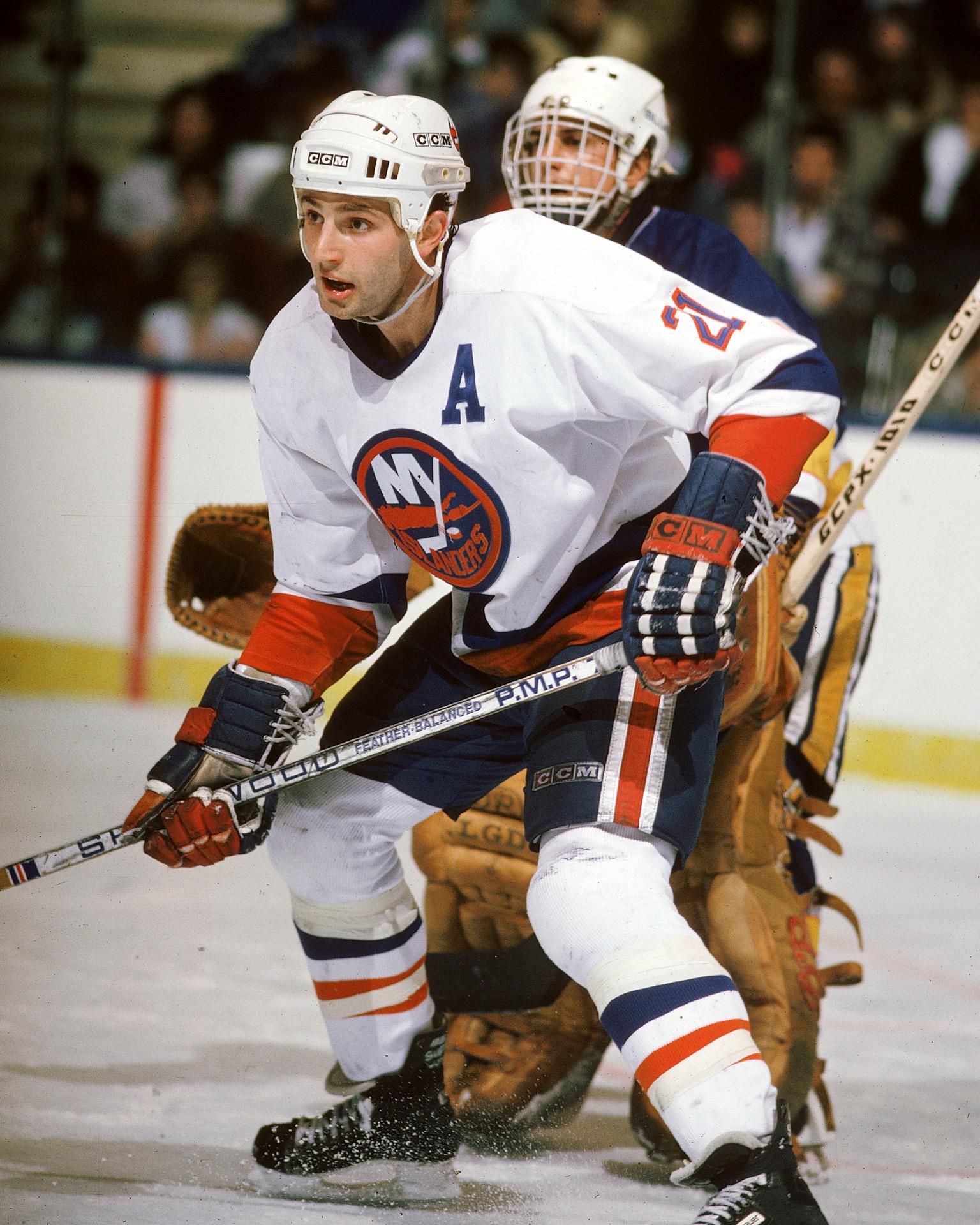 Gillies New York Islanders