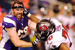 Jared Allen, Donald Penn