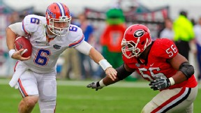 Jeff Driskel, Garrison Smith