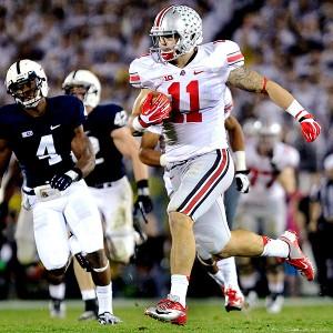 Ohio State's Jake Stoneburner