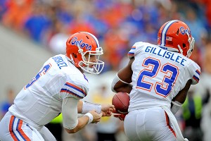 Jeff Driskel, Mike Gillislee