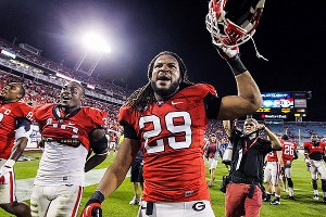 Jarvis Jones breaks Georgia's sack record