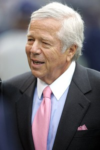 Kraft says London ready for its own NFL team