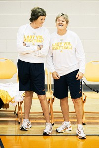 Pat Summitt, Holly Warlick